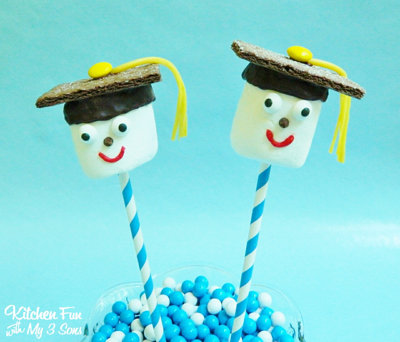 Graduation Desserts And Treats  30 Graduation Party Desserts Oh My Creative
