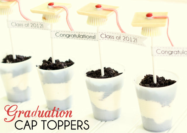 Graduation Desserts And Treats  Marci Coombs Graduation Treats