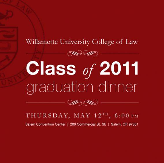 Graduation Dinner Invitation  Graduation Dinner Invitation