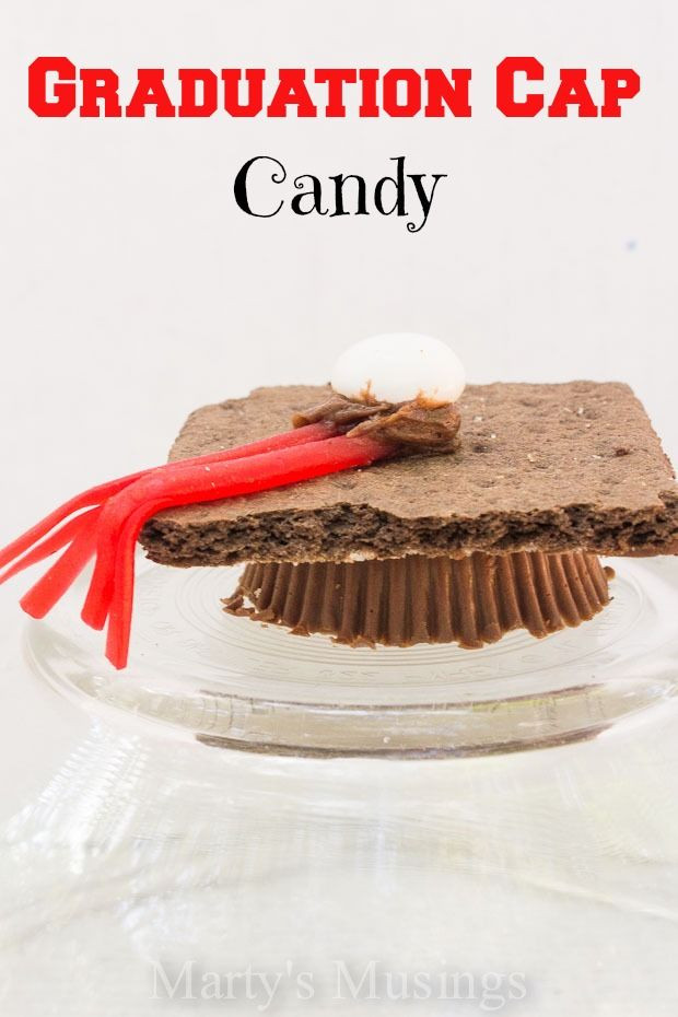 Graduation Party Desserts  This fun and easy graduation party dessert will add