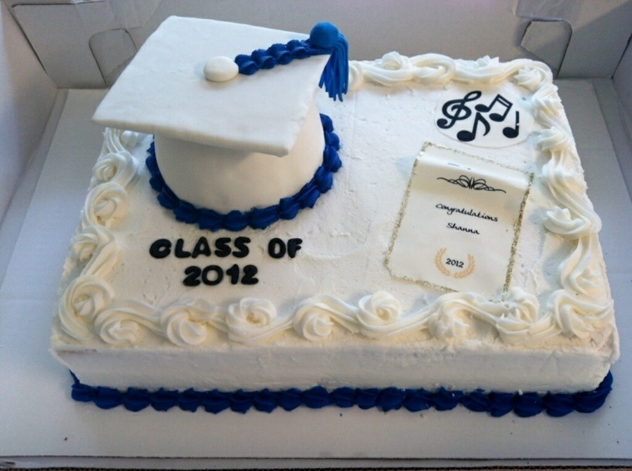 Graduation Sheet Cake Ideas  High School Graduation CakeCentral