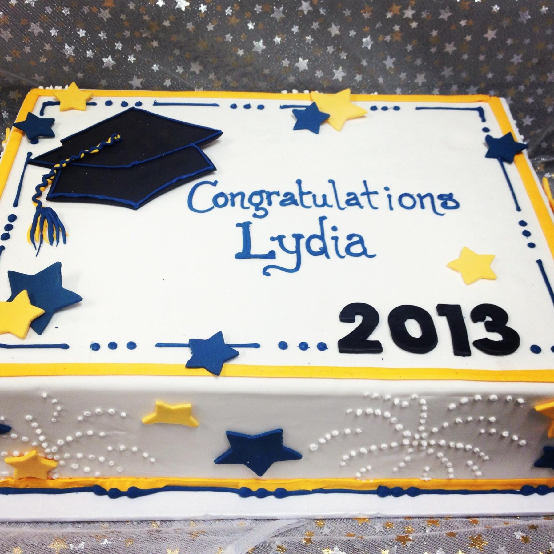 Graduation Sheet Cake  Graduation Theme on Pinterest
