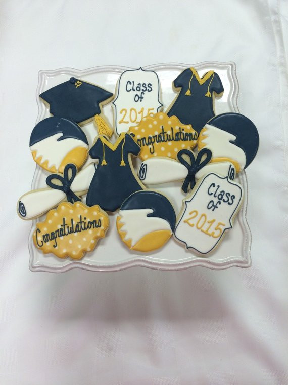 Graduation Sugar Cookies  Graduation Sugar Cookies
