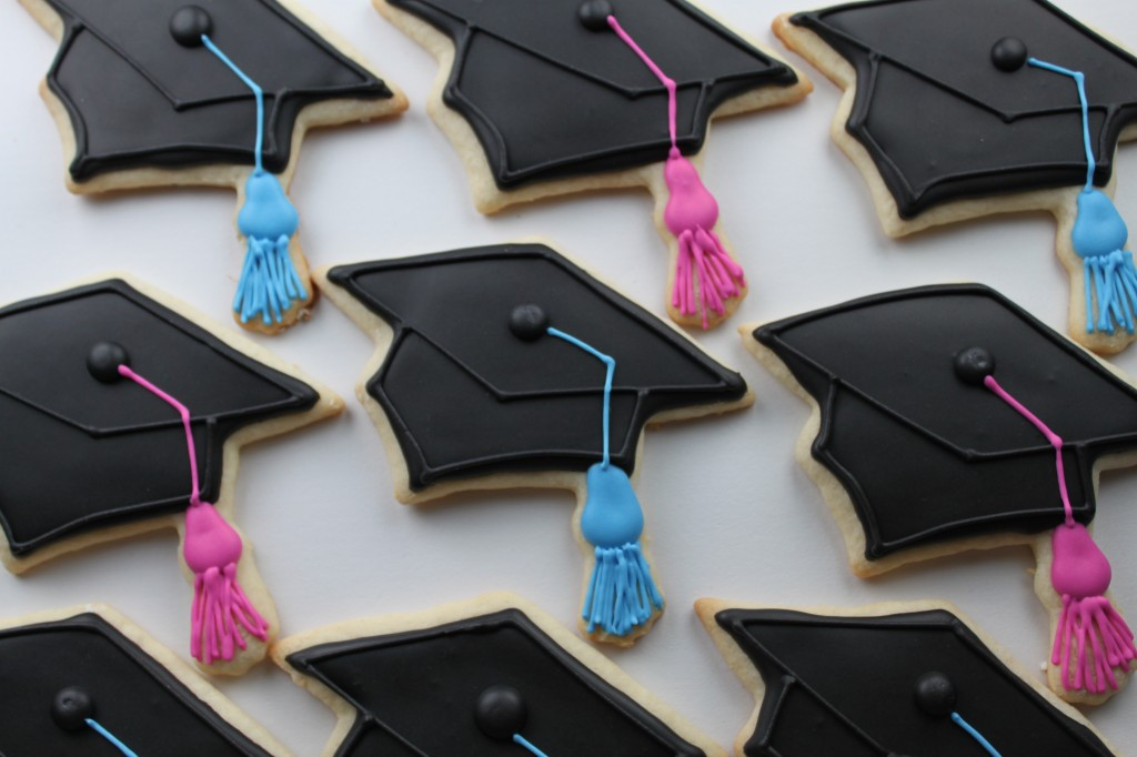 Graduation Sugar Cookies  Graduation Cookies and a Giveaway