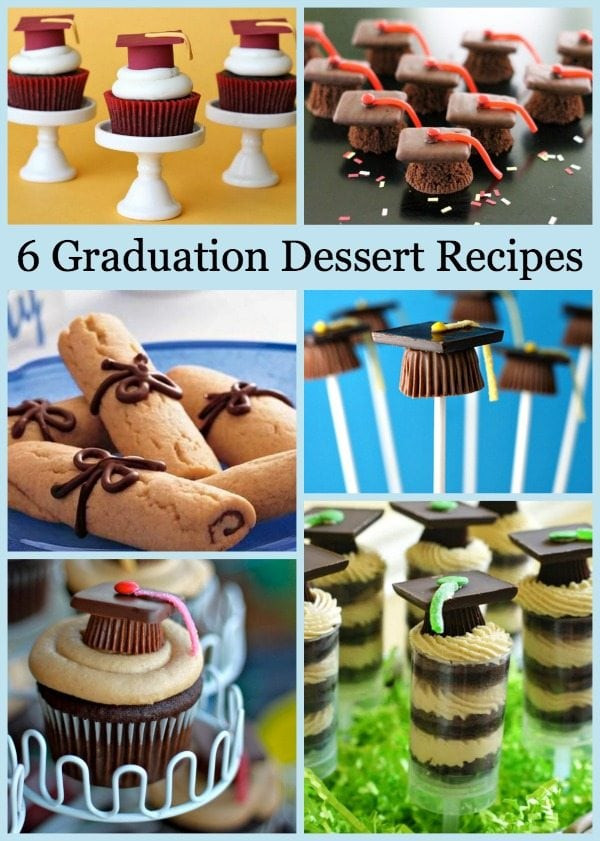 Graduation Themed Desserts  Stuff I ve Gotta and You ve Gotta See