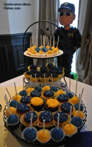 Graduation Themed Desserts  1000 images about Graduation Ideas on Pinterest