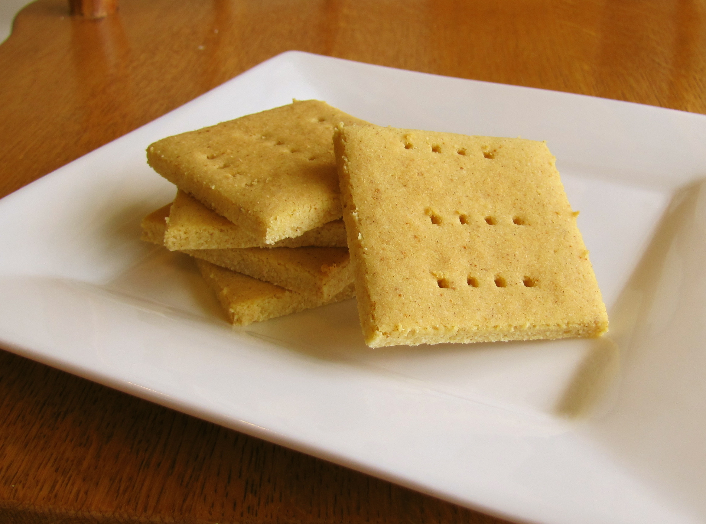 Graham Cracker Snacks Healthy  Grain Free Honey Graham Crackers – Simply Living Healthy