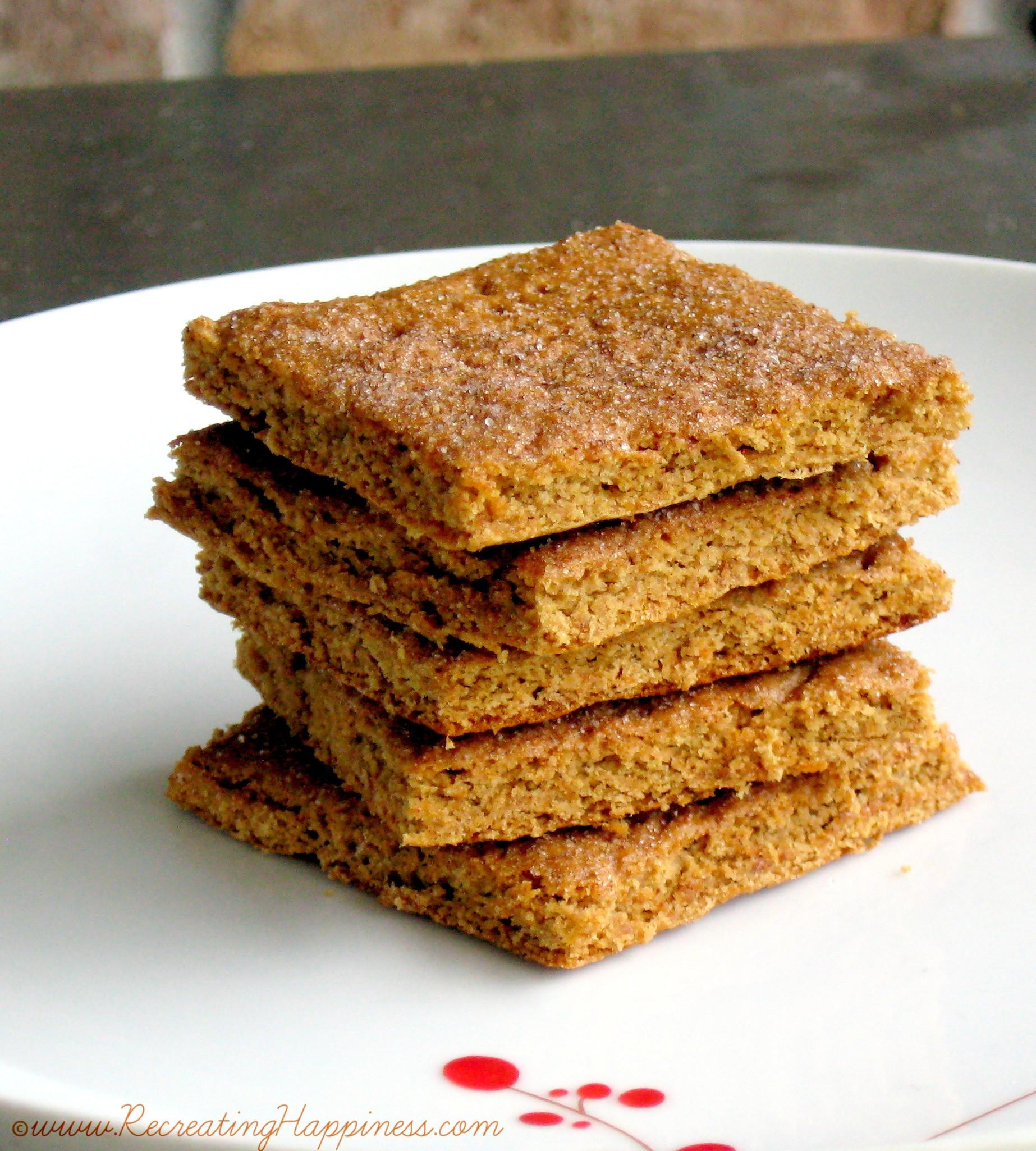 Graham Cracker Snacks Healthy  Revisited & Revised Gluten Free Graham Crackers Recipe