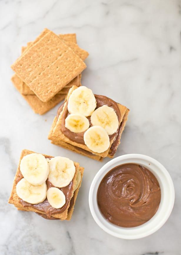 Graham Cracker Snacks Healthy  hello Wonderful 11 EASY AND HEALTHY SNACKS KIDS CAN MAKE