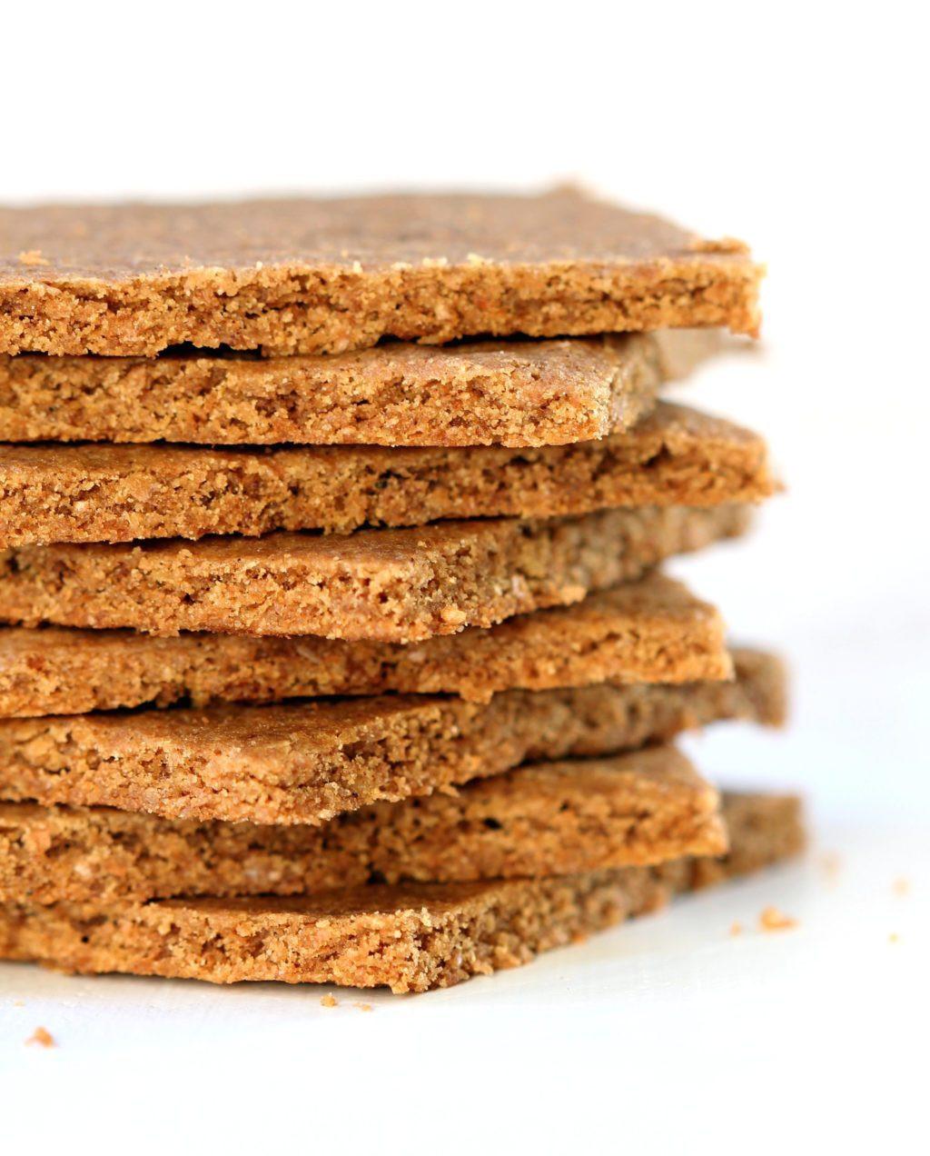 Graham Cracker Snacks Healthy  Homemade Whole Food Graham Crackers