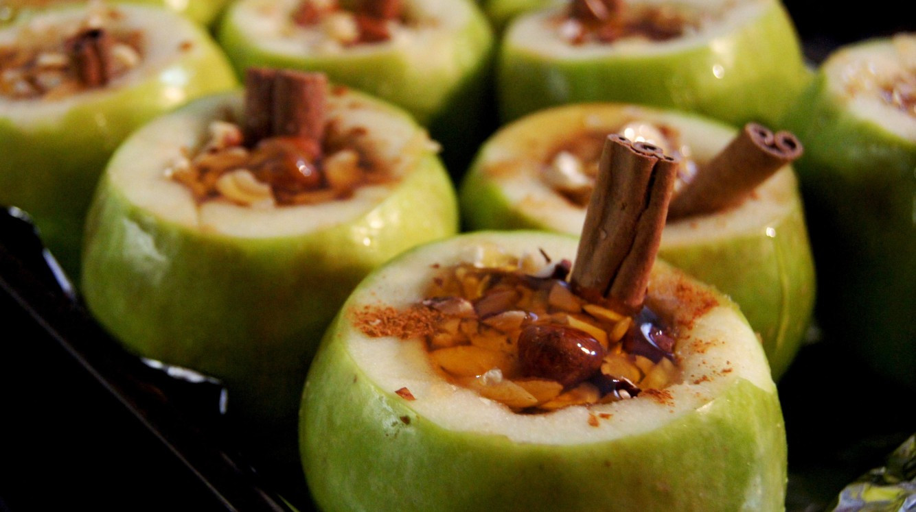 Granny Smith Apple Recipes Healthy  Baked Granny Smith Apples Recipe