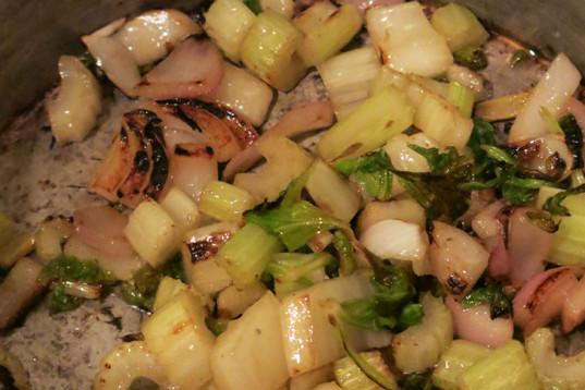 Granny Smith Apple Recipes Healthy  HOW TO Make Vegan Celery & Granny Smith Apple Soup
