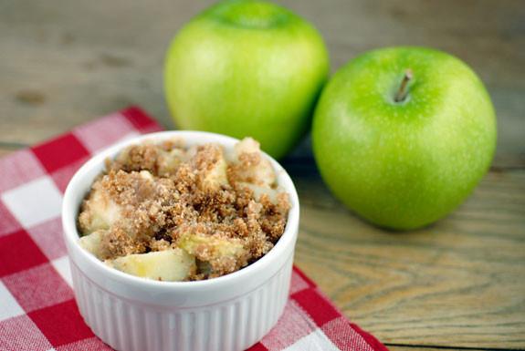 Granny Smith Apple Recipes Healthy  Granny Smith Apple Crisp