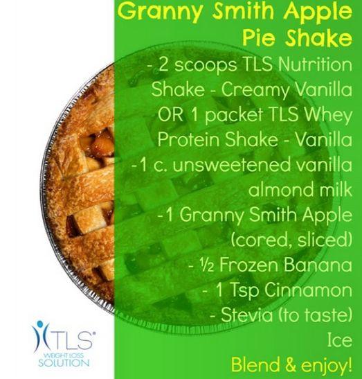 Granny Smith Apple Recipes Healthy  Granny Smith Apple Pie Shake