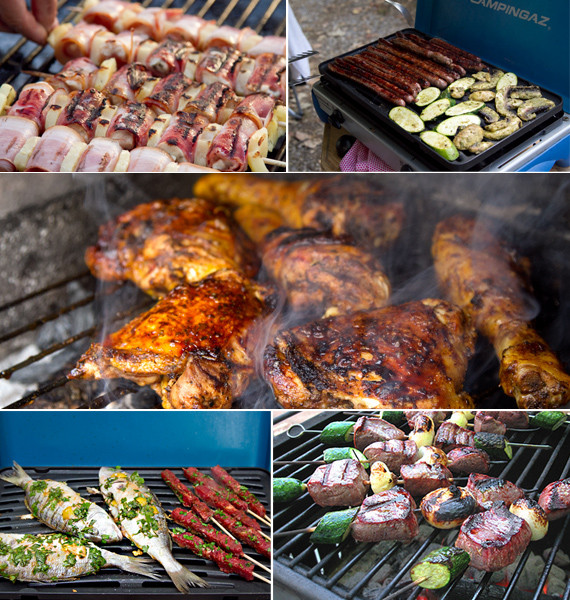 Great Camping Dinners  Great Camping Meals & Road Trip Food Ideas