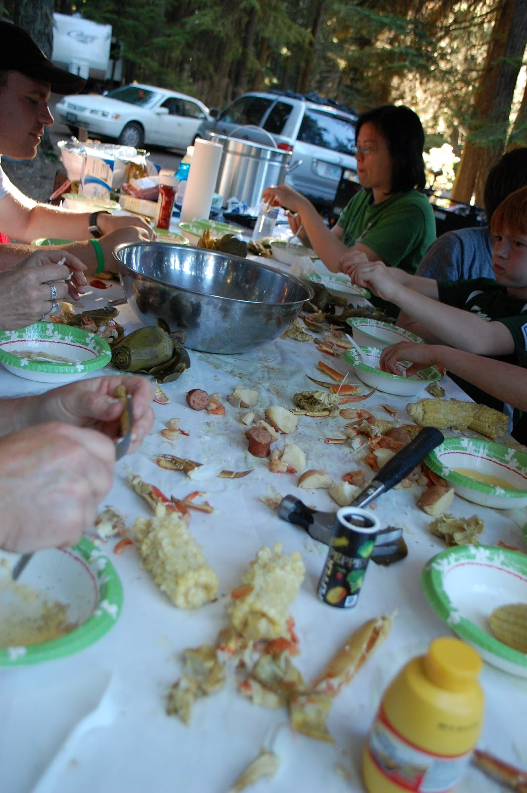 Great Camping Dinners  Toad s Treasures Lifestyle Family Blog by Emily Ashby The
