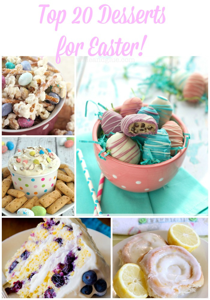 Great Easter Desserts  Top 20 Desserts for Easter Houston Mommy and Lifestyle