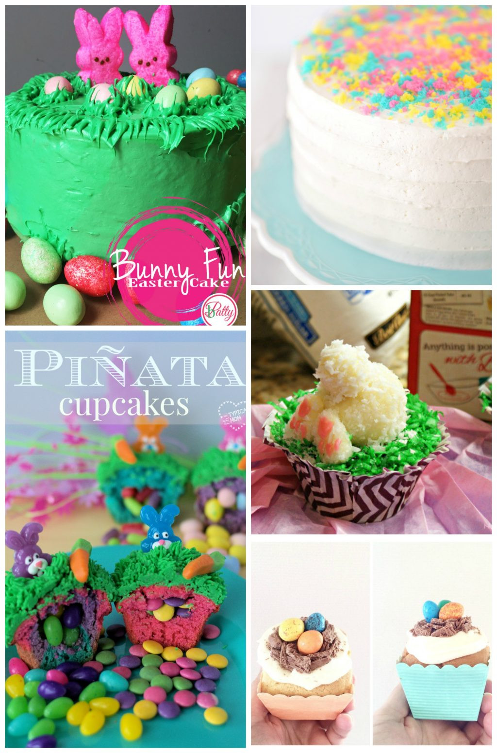 Great Easter Desserts  Top 10 Easter Themed Desserts Crafty Mama in ME
