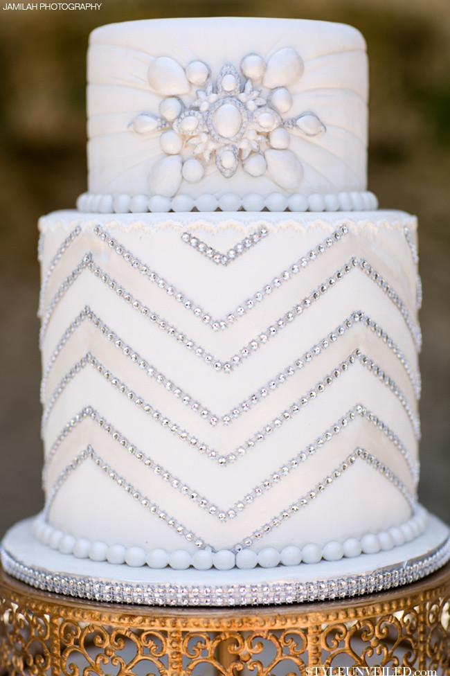 Great Gatsby Wedding Cakes  Great Gatsby Weddings