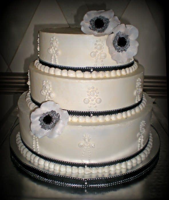 Great Gatsby Wedding Cakes  Great Gatsby wedding cake Cake by Marney White CakesDecor