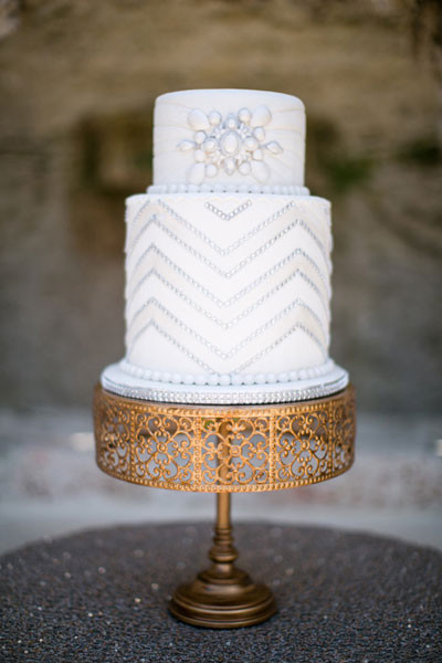 Great Gatsby Wedding Cakes  Inspiration Board Great Gatsby Chic – Weddings and Events