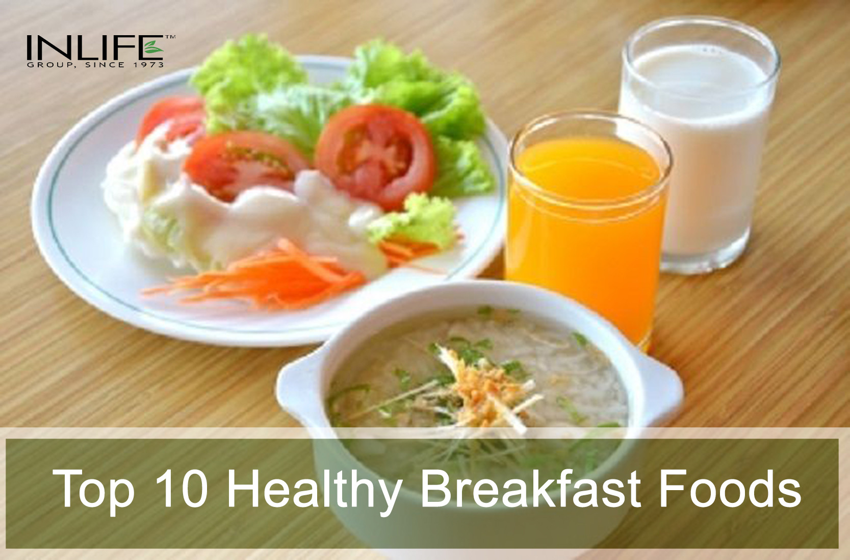 Great Healthy Breakfast  Top 10 Healthy Breakfast Foods to Eat INLIFE Healthcare