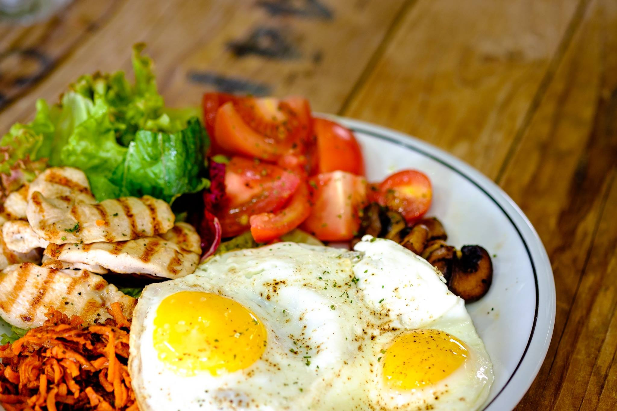 Great Healthy Breakfast  Top Places For Healthy Breakfast in Dubai to Try Today