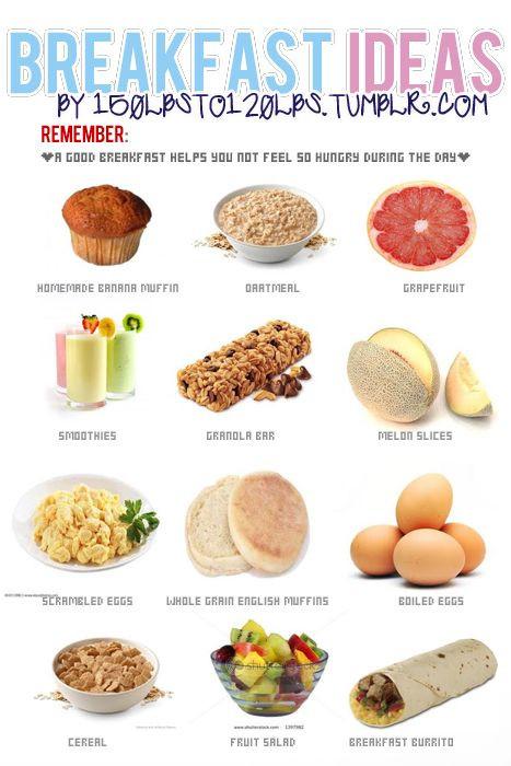 Great Healthy Breakfast  Breakfast Ideas food breakfast healthy