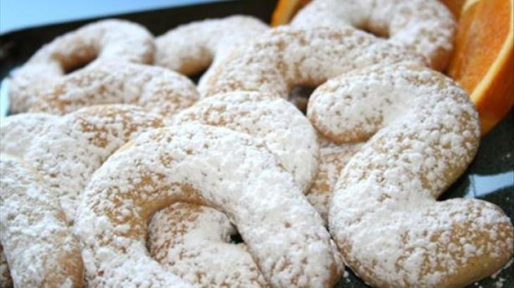 Greek Easter Desserts  Greek Easter Cookies Recipes — Dishmaps