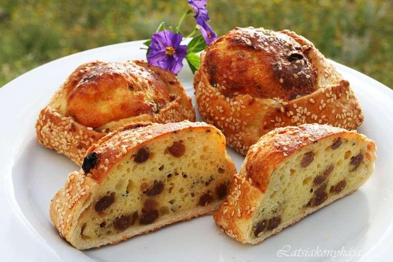 Greek Easter Desserts  Traditional Cypriot Flaouna Recipe Flaounes My Greek Dish