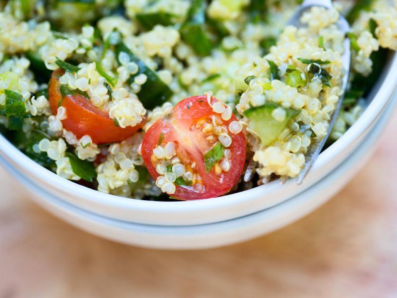 Greek Side Dishes Healthy  Healthy Mediterranean Side Dish Recipes