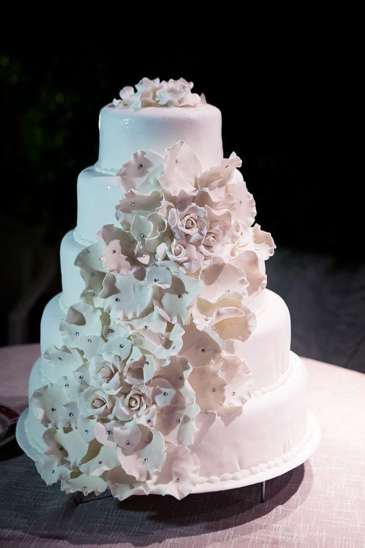 Greek Wedding Cakes  W wedding cake my Greek wedding Pinterest