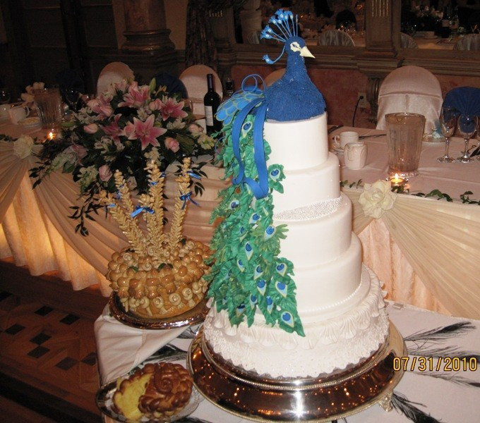 Greek Wedding Cakes  Ukrainian Greek Wedding Tradition and Culture