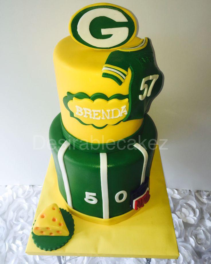 Green Bay Wedding Cakes  Best 25 Packers cake ideas on Pinterest
