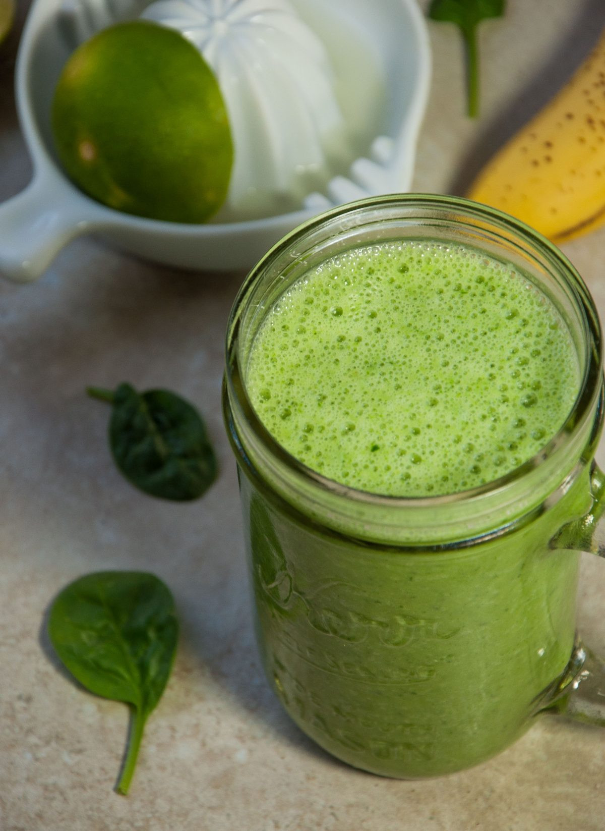 Green Healthy Smoothies  Green Smoothie with Lime and Cucumber Feasting not Fasting