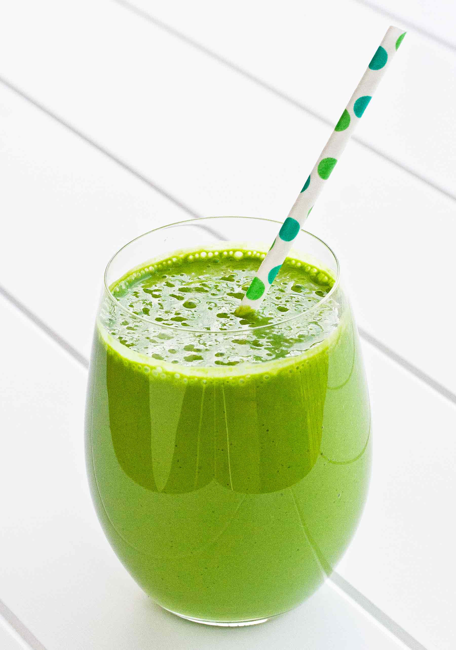 Green Healthy Smoothies  Quick and Easy Green Smoothie Recipe