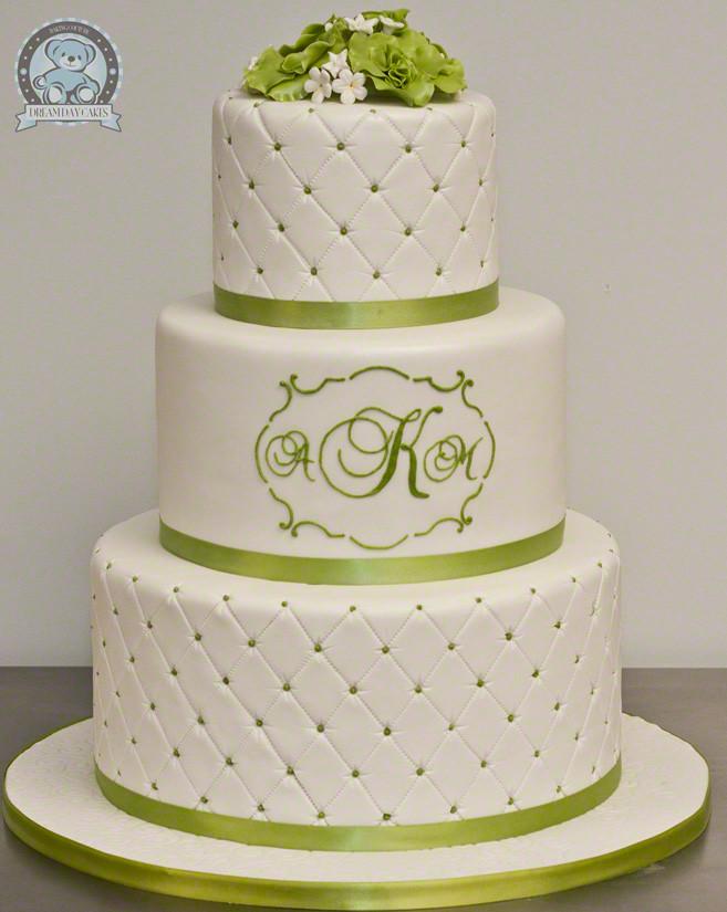 Green Wedding Cakes  lime green wedding cakes