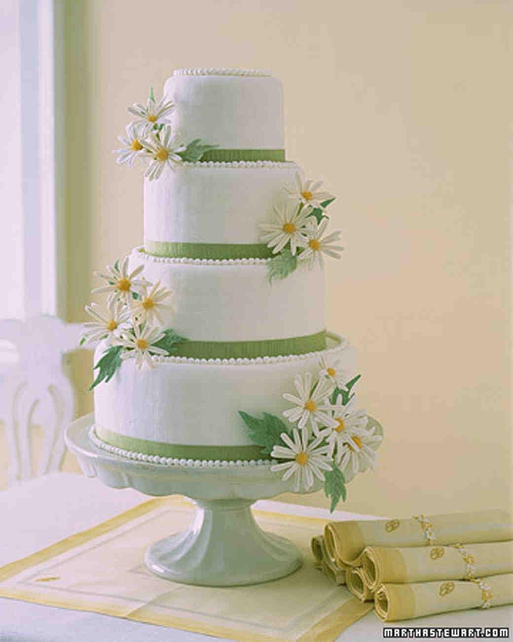 Green Wedding Cakes  Green Wedding Cakes