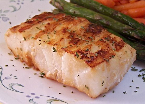 Grilled Cod Fish Recipes Healthy  Grilled Copper River Cod Recipe