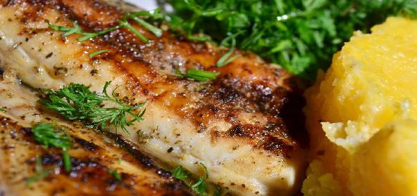 Grilled Cod Fish Recipes Healthy  Grilled Pomfrets Cod Fish recipe