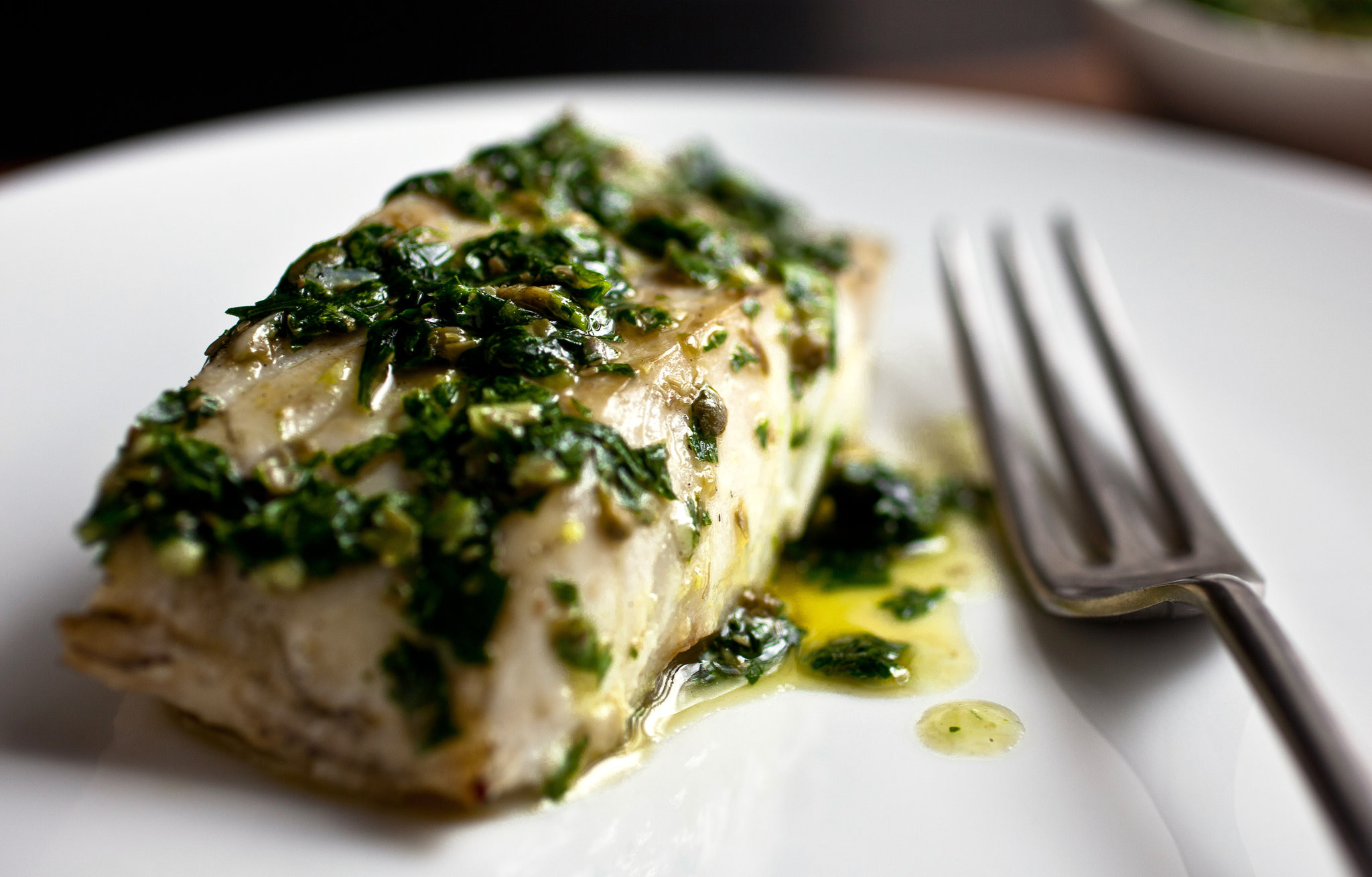 Grilled Cod Fish Recipes Healthy  Parsley Salsa Verde With Grilled Cod Recipe NYT Cooking