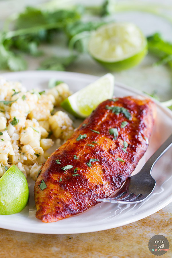 Grilled Cod Fish Recipes Healthy  Taco Grilled Fish Recipe Taste and Tell