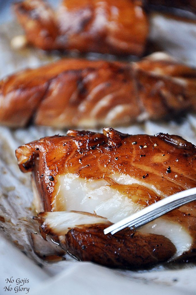 Grilled Cod Fish Recipes Healthy  Baked Honey Marinated Cod Recipe