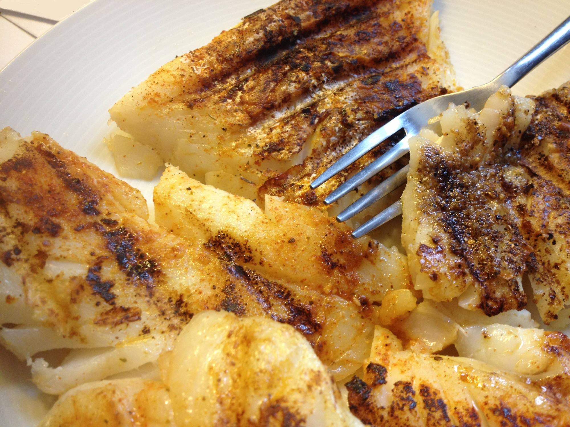Grilled Cod Fish Recipes Healthy  Grilled cod fish recipes Food fish recipes