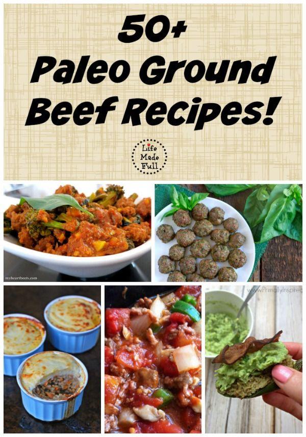 Ground Beef Recipes Healthy Paleo  Best 25 Paleo ground beef ideas on Pinterest