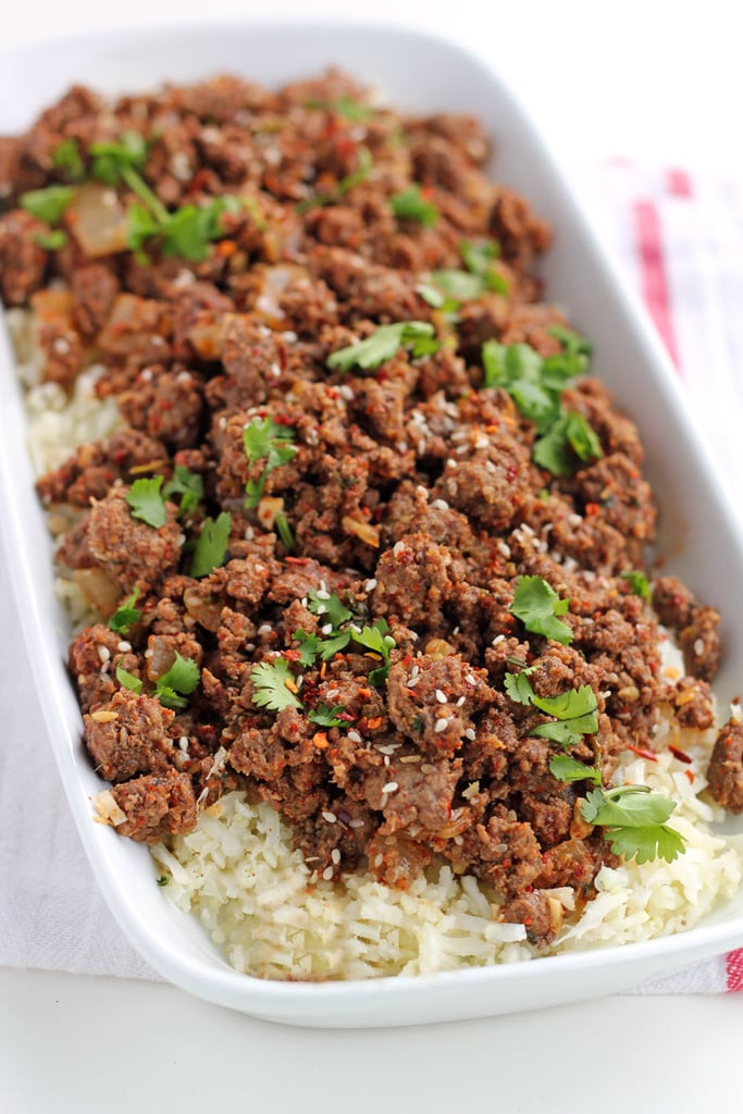 Ground Beef Recipes Healthy Paleo  Healthy Low Carb Dinner Recipes