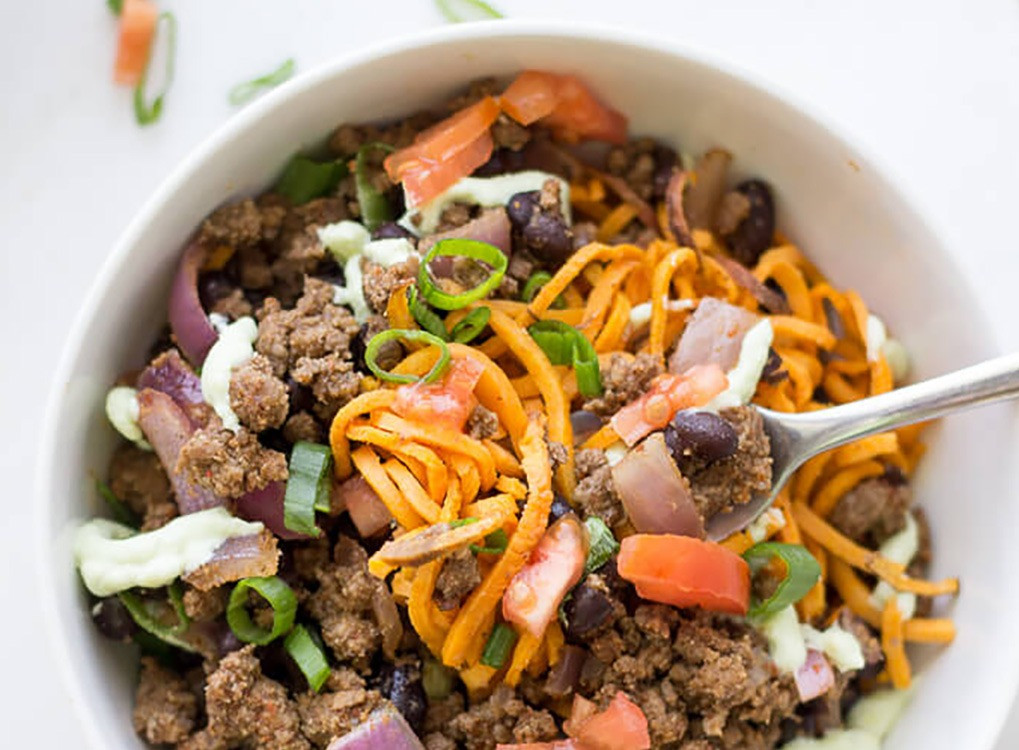 Ground Beef Recipes Healthy  20 Healthy Ground Beef Recipes