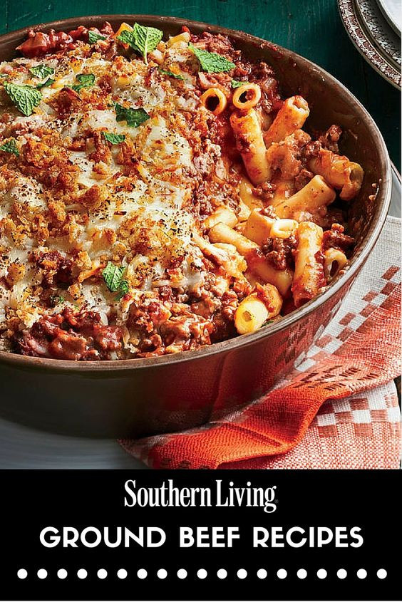 Ground Beef Summer Recipe  Quick ground beef recipes Ground beef recipes and Beef