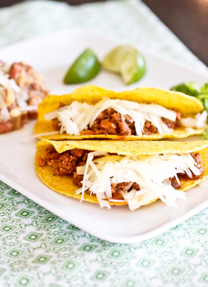 Ground Turkey Tacos Healthy  Turkey Tacos