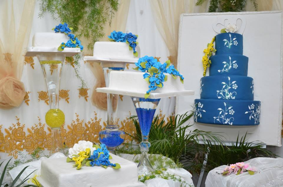 Haitian Wedding Cakes  Lessons Learned By The Founders of Haiti s Bridal Expo
